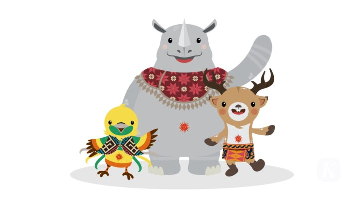 Mengenal Maskot Asian Games
